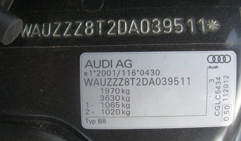 AUDI A5 COUPE 2.0 TDI full