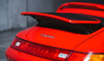 PORSCHE, 911 CARRERA CABRIO 3.8 full