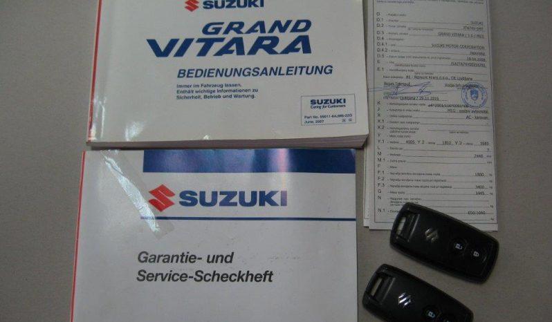 SUZUKI, GRAND VITARA 1.6  4WD full