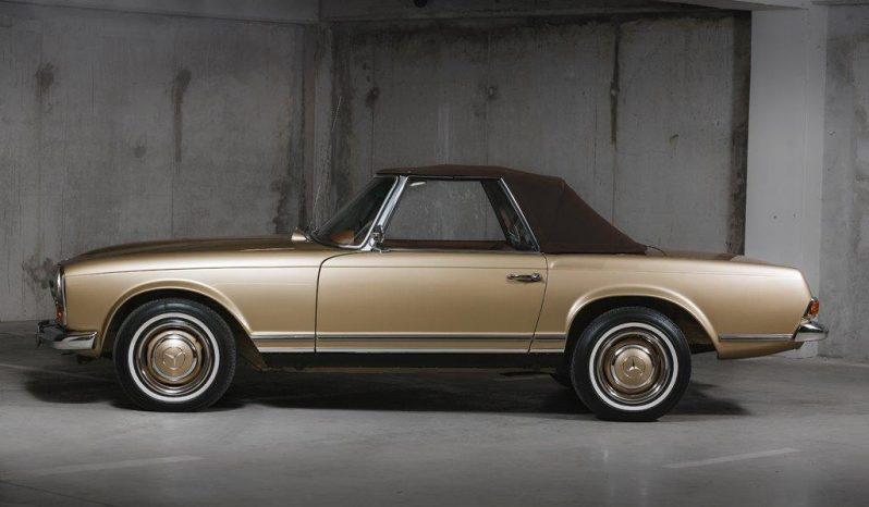 MERCEDES-BENZ, SL 230 PAGODA full