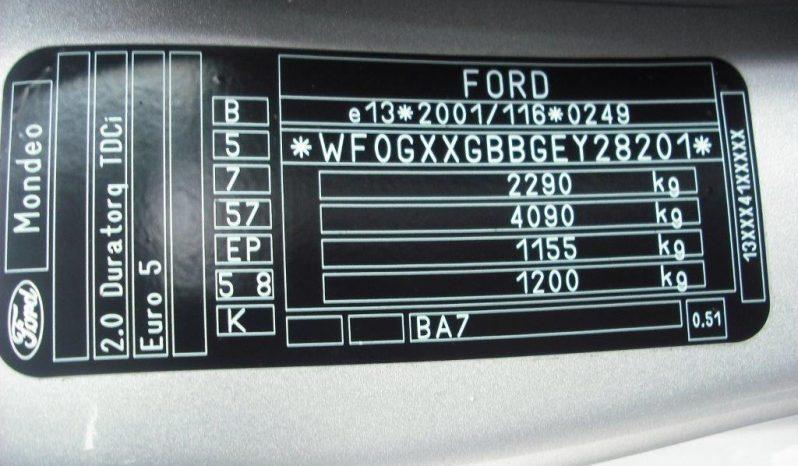 FORD, MONDEO 2.0 TDCI KAR. Titanium full