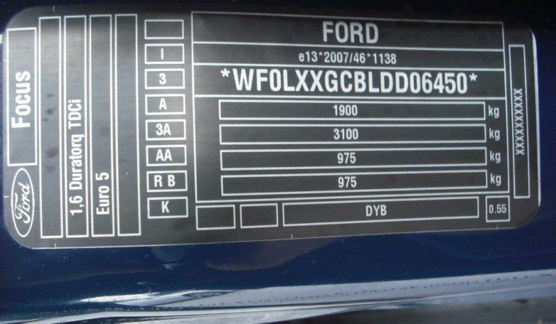 FORD, FOCUS 1.6 Tdci KARAVAN full