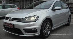 VW, GOLF 1.6 TDI  R line