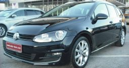 VW, GOLF VAR. 1.6 TDI  DSG