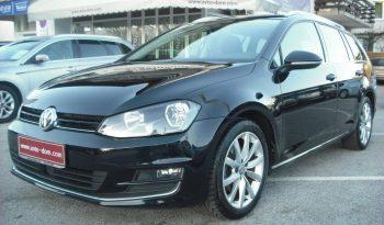 VW, GOLF VAR. 1.6 TDI  DSG