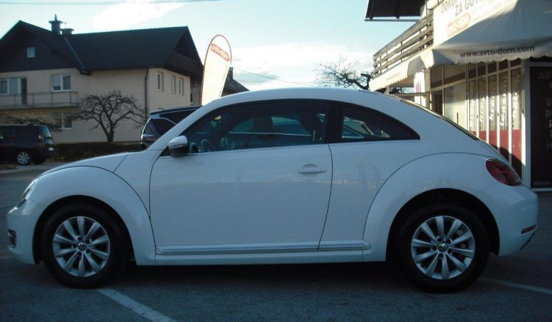 VW, BEETLE 1.6 TDI full