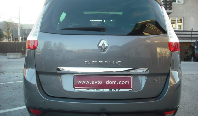 RENAULT, GRAND SCENIC dCI 130 PRIVILEGE full