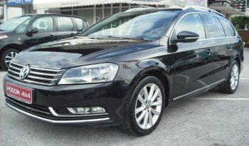 VW, PASSAT VARIANT 4motion 2.0 TDI Highline DSG