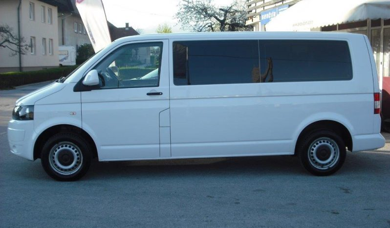VW, TRANSPORTER 2.0 TDI, 8+1, DMR full