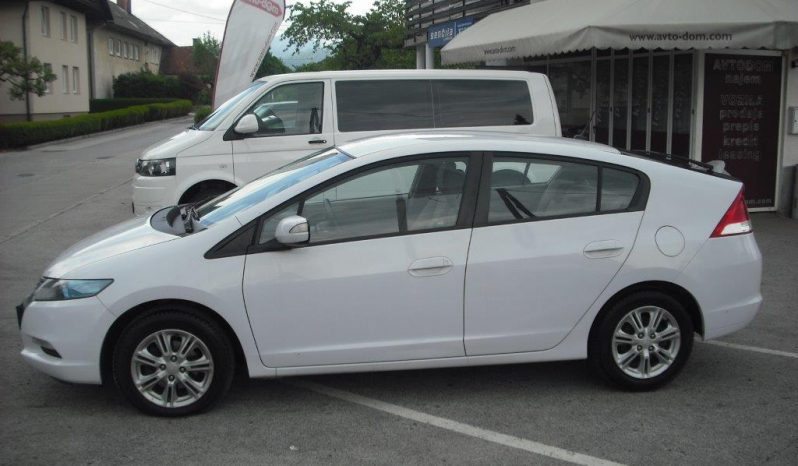 HONDA, INSIGHT 1.3 HYBRID full