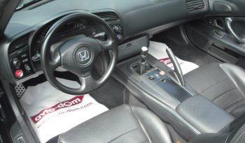 HONDA, S 2000 2.0 i VTEC cabrio full