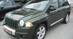 JEEP, COMPASS 2.0 CRD 4WD Limited