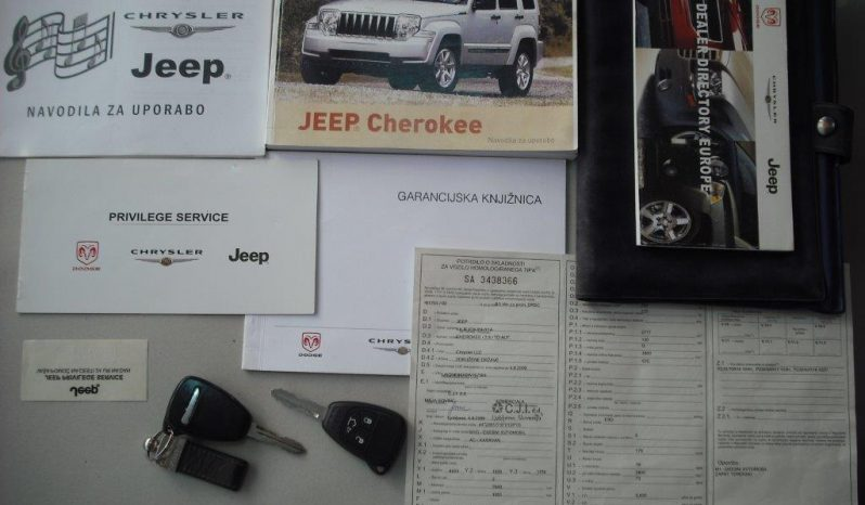 JEEP, CHEROKEE 2.8 CRDI 4WD Limited full