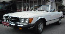 MERCEDES BENZ, SL 450 AUT. cabrio
