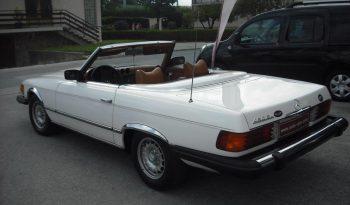 MERCEDES BENZ, SL 450 AUT. cabrio full