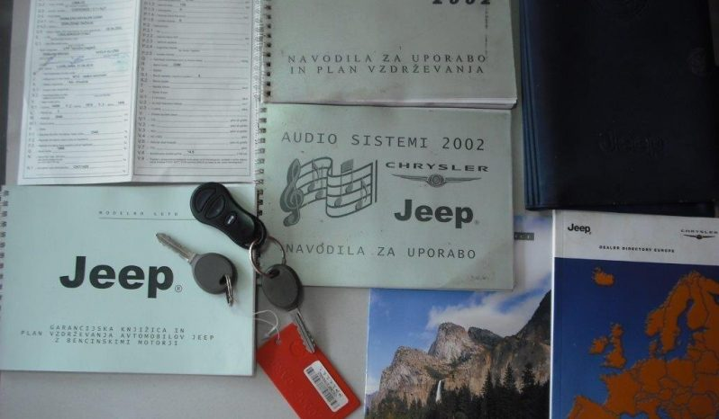 JEEP, CHEROKEE 3.7 Sport 4WD AUT. full