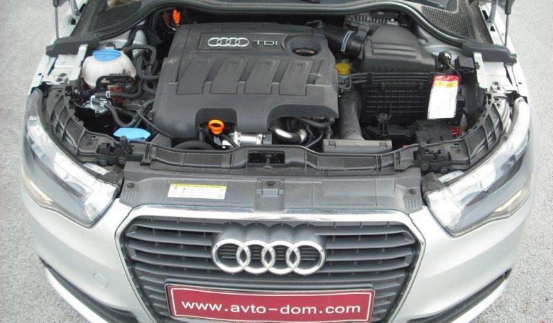 AUDI A1 1.6 TDI full