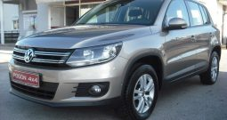 VW, TIGUAN 2.0 TDI 4MOTION