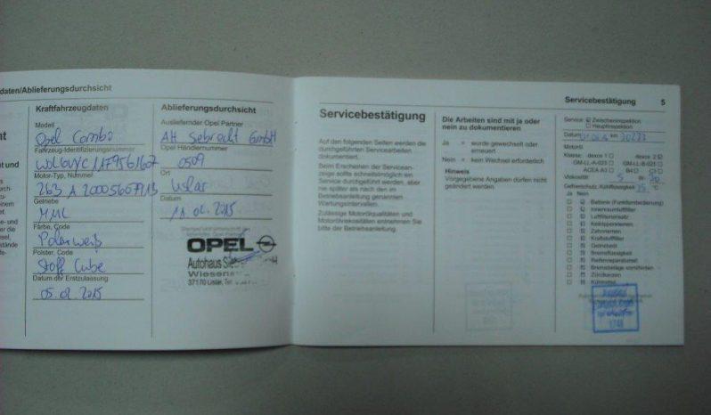 OPEL, COMBO D-VAN  1.3 CDTI full