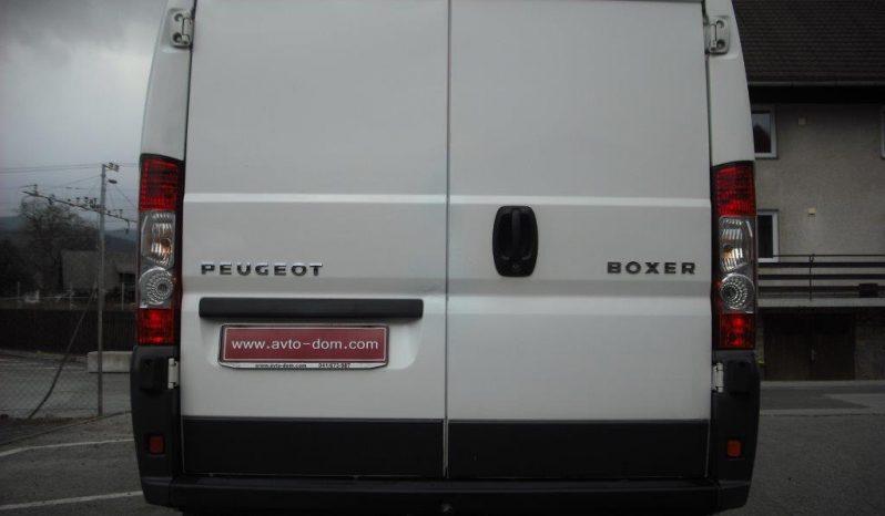 AVTODOM, PEUGEOT BOXER 2.2 HDI Inspire full