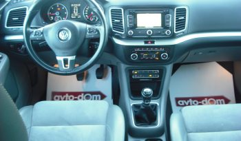 VW, SHARAN 2.0 TDI Highline full