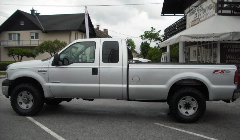 FORD, F 250 6.0 TD 4WD SUPER DUTY full