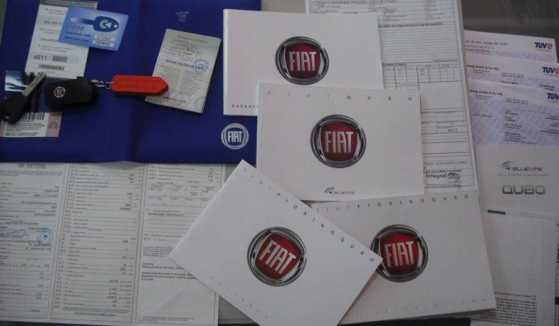 FIAT, QUBO 1.3 Multi Jet full