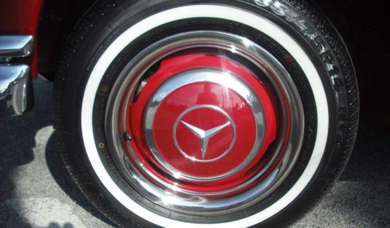 MERCEDES-BENZ, SE 250 cabrio full