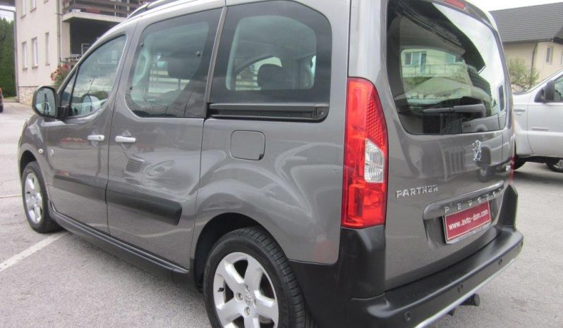 PEUGEOT, PARTNER 1.6 HDI Outdor full