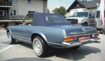 MERCEDES BENZ, SL 280 PAGODA full