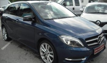 MERCEDES-BENZ, B 180 CDI full