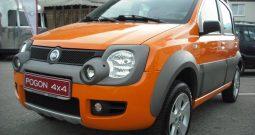 FIAT, PANDA 4X4 CROSS 1.3 Multijet