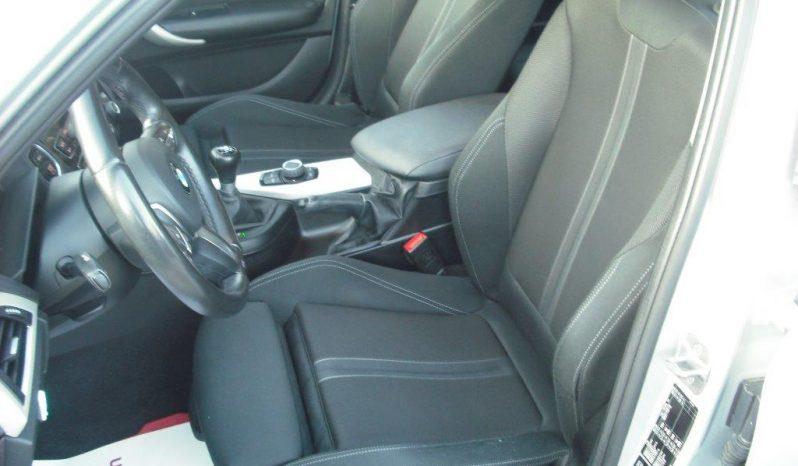 BMW, 118d xDrive full