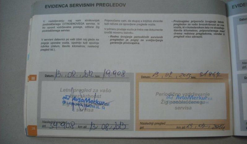 CITROËN, C4 Picasso 1.6 i full