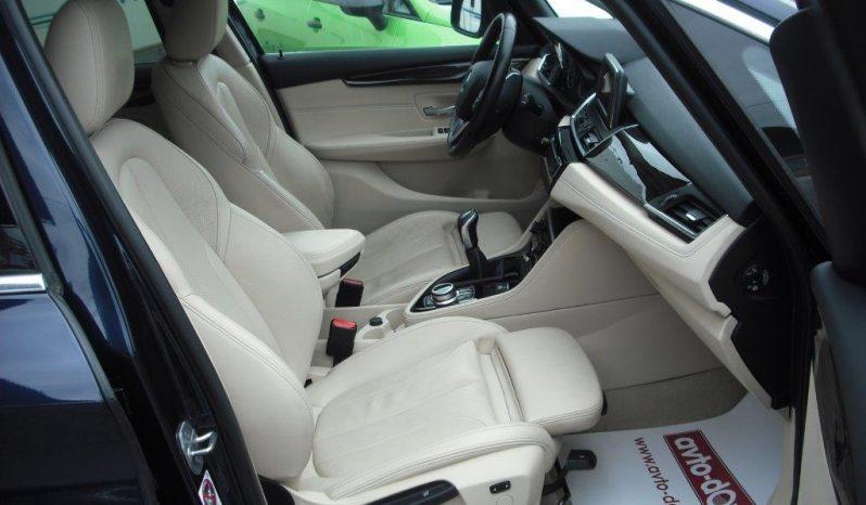BMW, 218d Gran Tourer LUXURY full