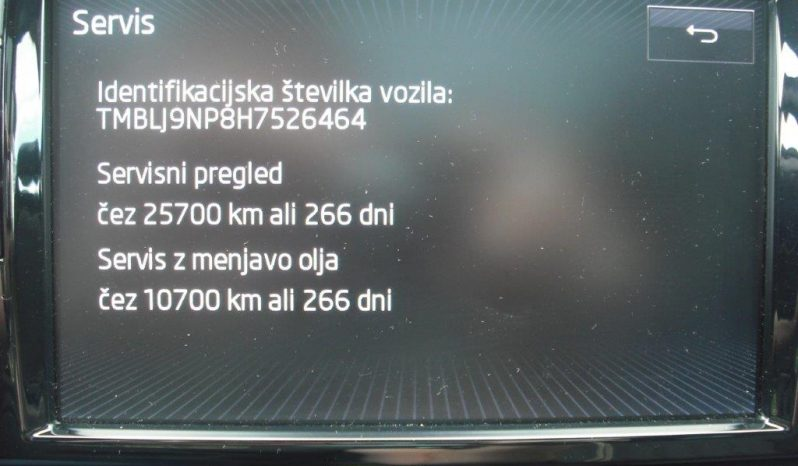 ŠKODA SUPERB COMBI 4X4 2.0 TDI DSG L&K full